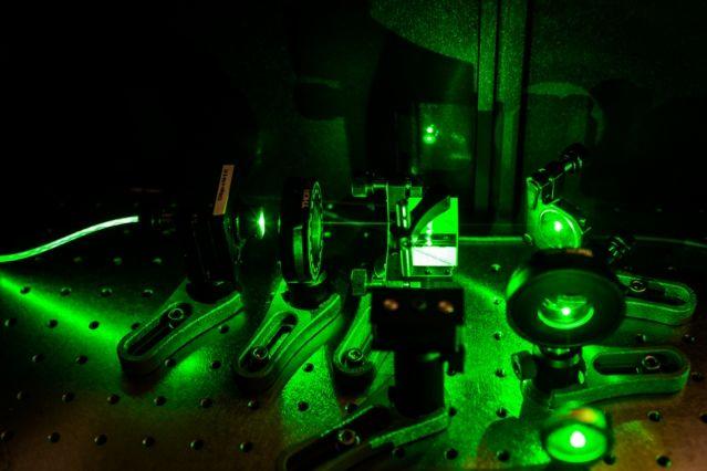 量子传感方法测量微小的磁场