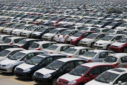 5月份的车市持续降温 多家车企销量大幅下滑