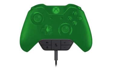 Xbox One将于3月推出官方耳机和立体声耳机适配器