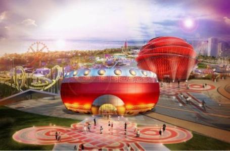 广州融创文旅城拟打造成粤港澳大湾区新地标