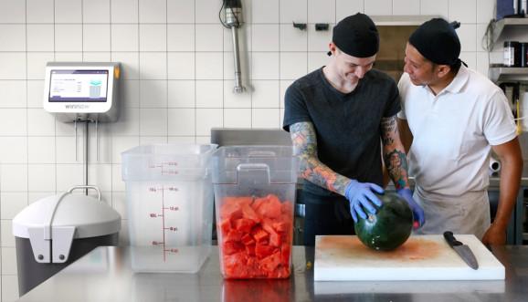 Winnow使用计算机视觉来帮助商业厨房减少食物浪费