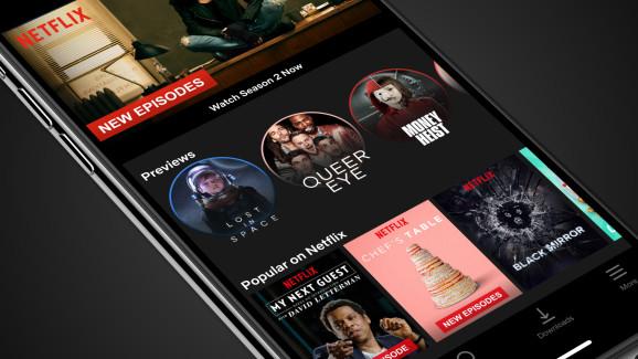 Netflix不会加入Apple TV服务