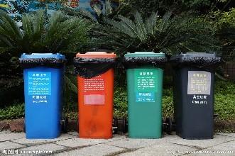 垃圾分类正在全国各地迅速推开