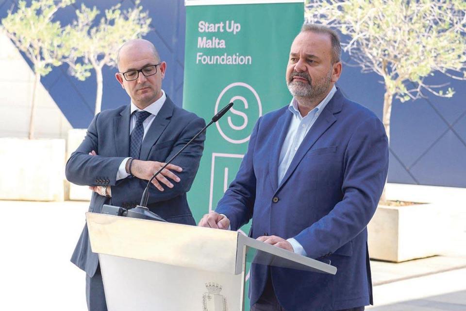 新基金会的设立是为了支持创业企业