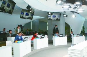 科创板第一股华兴源创在上海证券报社举行独家网上路演