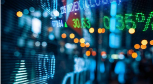 NSE上有868只股票上涨 855只下跌 而369只股票未变