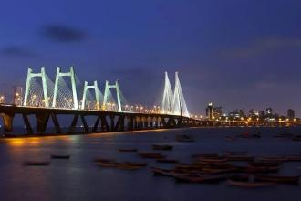 7,000千万卢比的Versova-Bandra Sea Link项目