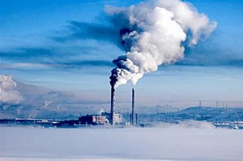 二氧化碳飙升至创纪录的水平至少在80万年内未见