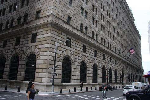 美国证券交易委员会的CIO出任纽约联邦储备银行的职务