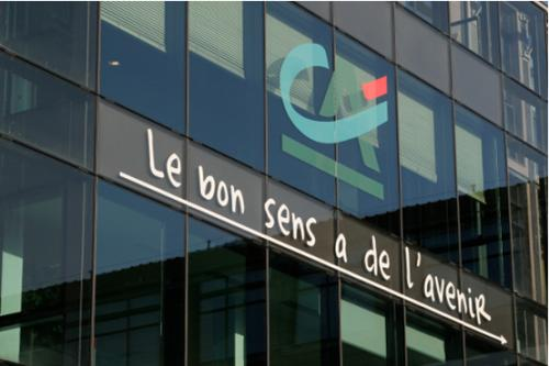 法国农业信贷银行和瑞银集团之间采用监管数字化平台