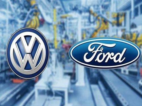 福特和大众宣布新的合作伙伴关系投资数十亿美元用于自动和电动汽车