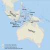 华莱士线是亚洲和澳大拉西亚之间的一个想象边界