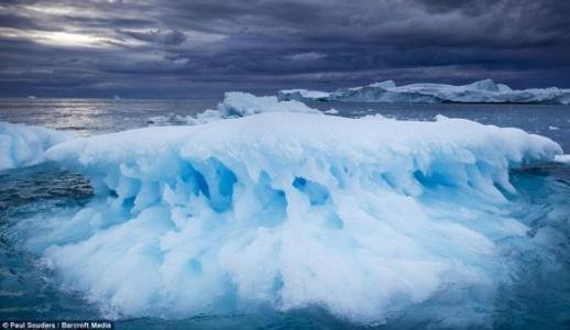 最快减薄的格陵兰冰川将美国宇航局的科学家们推向了一个环路