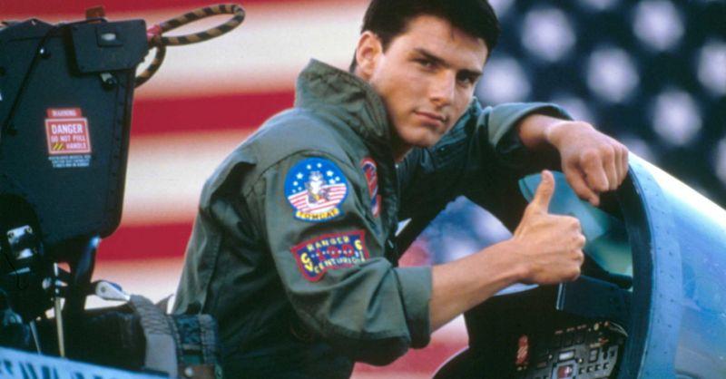 汤姆克鲁斯在Top Gun续集中的皮夹克展示了中国作为电影市场的重要性
