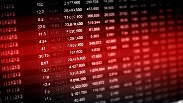 Sensex跌破39K Smallcap指数超过100只股票下跌10-40%