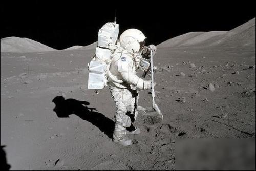 阿波罗任务改变了我们对月球的看法