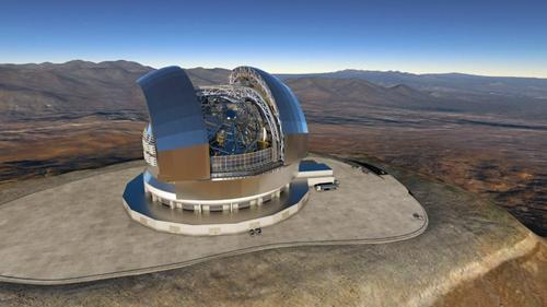 世界上最大的两台望远镜结合在一起可以发现鲜为人知的现象