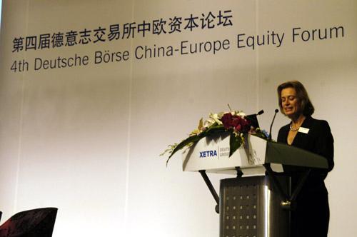 德意志交易所将从第四季度开始提供泛欧交易