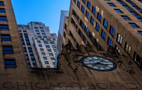 芝加哥商品交易所集团的清算收入与2015年第三季度相比下降2%
