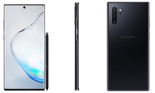 三星在发售前就提前开启Galaxy Note 10在美国官网预购页面
