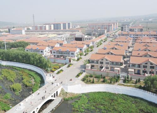 科技宏观:万元店镇招来亿元以上项目4个财政收入居当地各乡镇前列