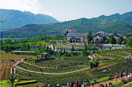 向到场的游客充分展示了内蒙古文化和旅游的融合之美