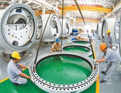 7月份中国制造业采购经理指数为49.7%比上月上升0.3个百分点