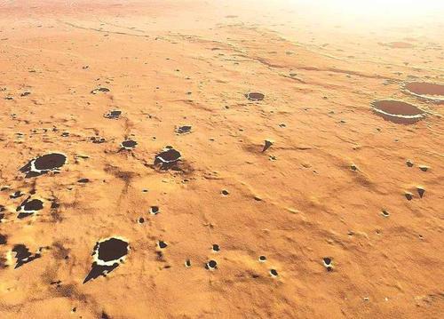 在火星上发现了新的水循环建模解决了持续蒸汽损失的谜团