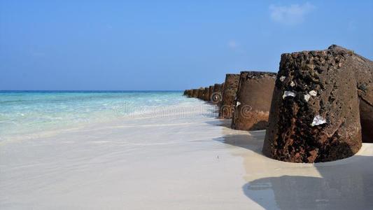 Lakshadweep群岛的人民带有航海过去的证据