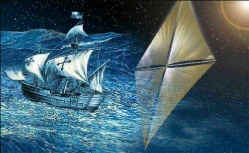 美国宇航局发射下一代太阳帆