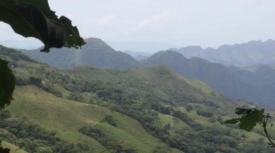 关于哥伦比亚勘探计划初步结果的最大积极意见