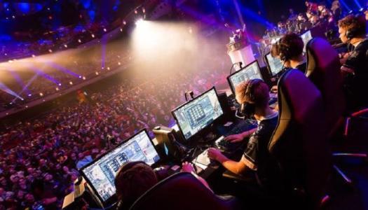 根據CBNData報告顯示目前電競玩家在電競愛好者中占比超六成
