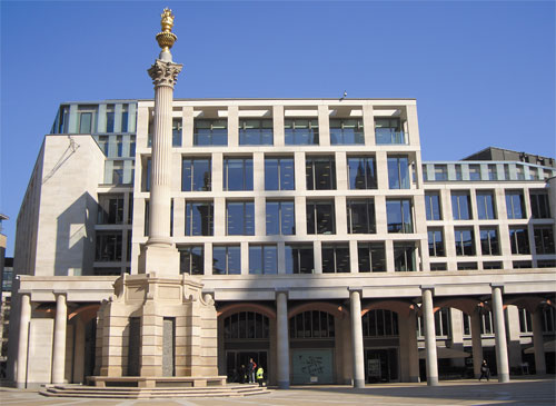 伦敦证券交易所和德意志交易所确认合并