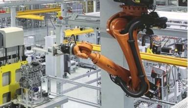 小批量生产的机器人可以根据环境集体组织