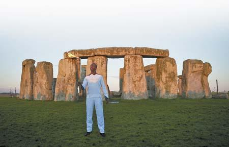 新石器时代的矿工如何开采巨石阵的支柱