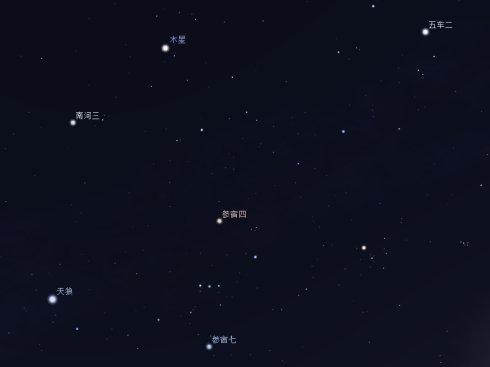 恒星被选中进行观测因为它周围环绕着大量旋转的气体和尘埃云