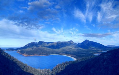 集团计划乘坐澳大利亚塔斯马尼亚州以筹集资金和提高认识
