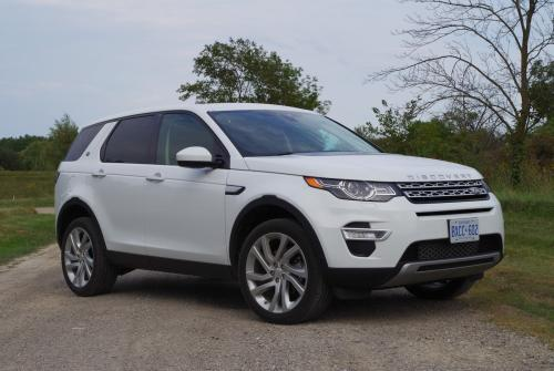 2020 Land Rover Discovery Sport转向新平台
