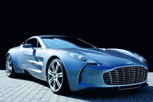阿斯顿马丁Lagonda All-Terrain概念车将在日内瓦首次亮相