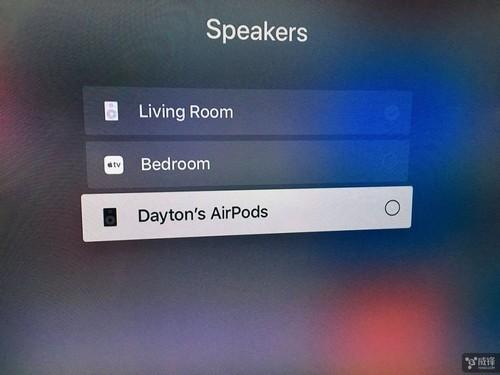 苹果播种第7期即将推出的tvOS 13更新开发者