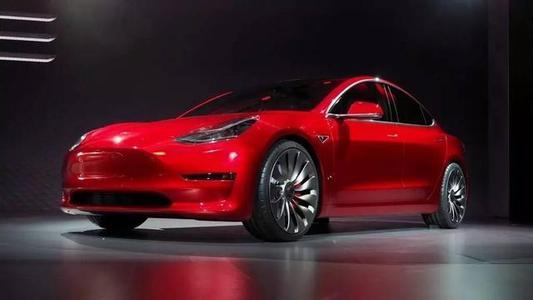Model 3的创纪录交付量毛利率接近20%