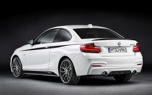 宝马的M Performance部门现在已经发布了可供大型SUV使用的全新选择