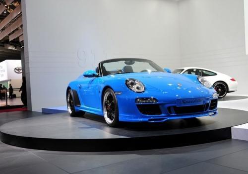 保时捷911 Speedster确认生产2019年到货