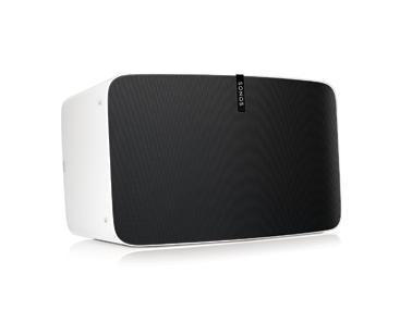 泄露的图像显示了该公司首款便携式智能扬声器SONOS MOVE