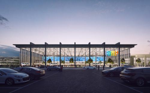 Foster + Partners的马赛机场计划受到碳排放的严格审查