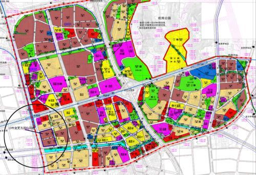 科技宏观:G-13地块的地下空间用地面积为6.69万平方米主导功能为配建停车场库