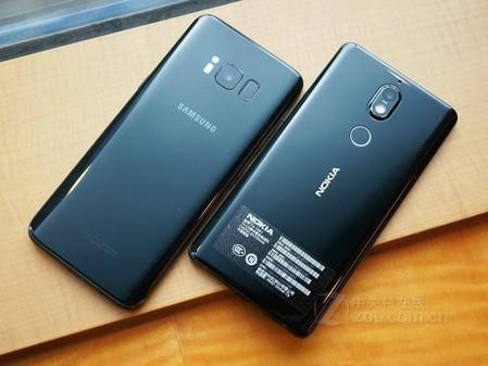 诺基亚7.2的4GB版本售价为18,000卢比