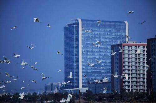 长空科技公司的成立将助力南京浦口区产学研一体化的无人机产业体系建设