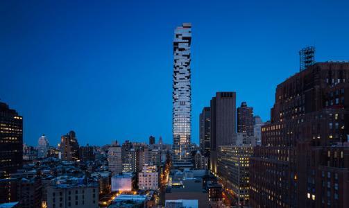 CetraRuddy展示了为洛克菲勒集团设计的装饰艺术纽约塔