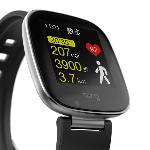 Somatix是一款智能手表或低成本乐队的应用程序